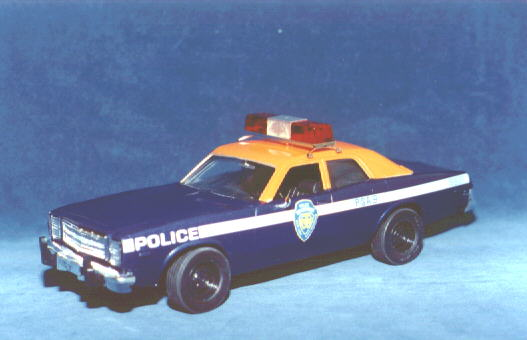 FLATFOOT POLICE COLLECTIBLES